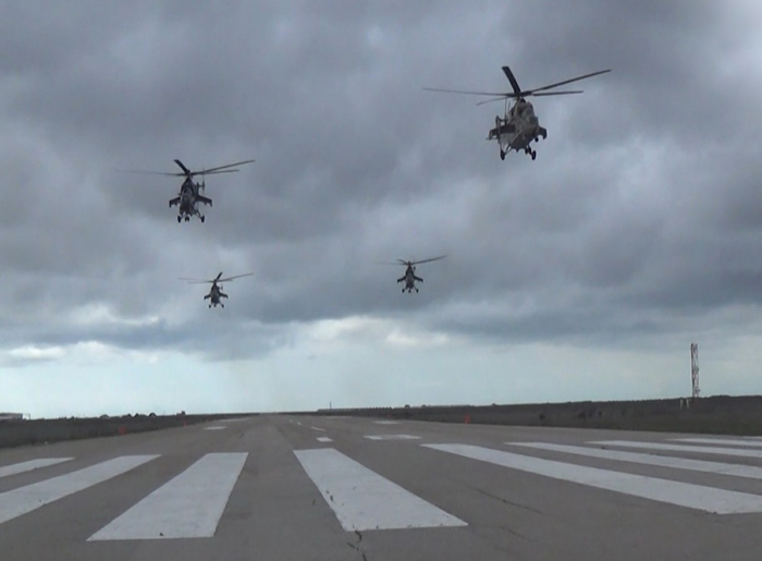 Azerbaijani Air Force precisely fulfils tasks during operational exercises -  VIDEO