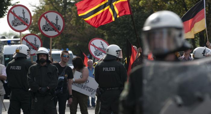 """Rechte Terror-Serie"" in Berlin-Neukölln?: Linke contra AfD und FDP"