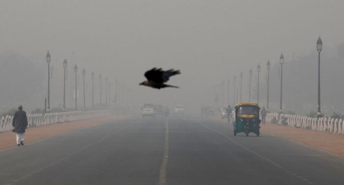 """La ecología de Nueva Delhi vuelve a empeorar hasta un nivel """"críticamente malo"""""""