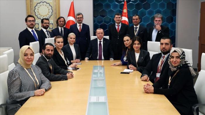 """Türkiyə """"S-400""""lərdən imtina etməyəcək - Ərdoğan"""