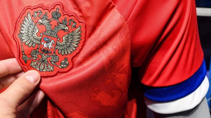 Russia snub new Adidas shirts with upside-down flag