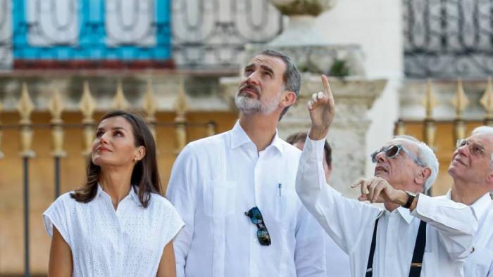 El Rey apoya en Cuba a los empresarios españoles amenazados por las sanciones de Washington