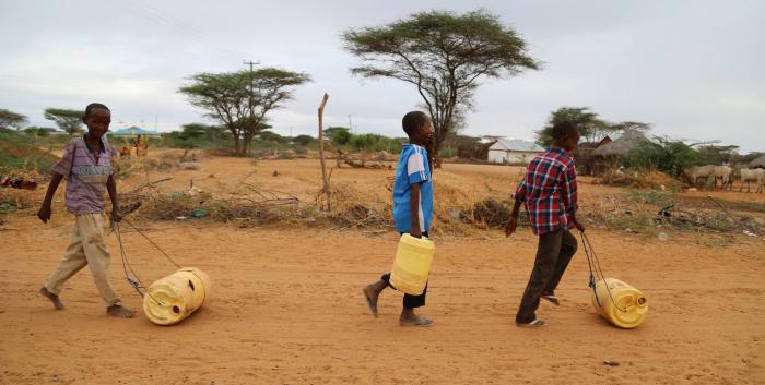 Los impactos de la crisis climática se acentúan y amenazan con hipotecar la salud de los niños