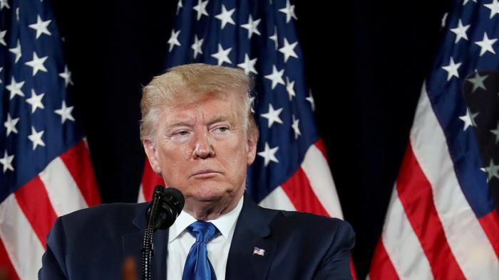 Trump acusa a los líderes de EE.UU. de dejar a China hacer trampa