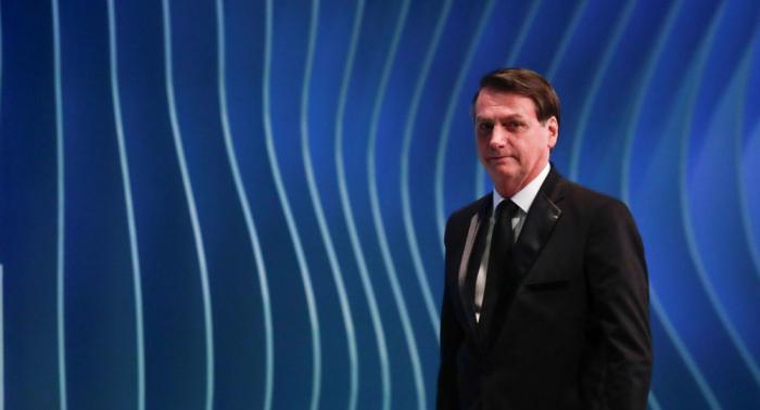 Bolsonaro: el mercado de Brasil está abierto al mundo