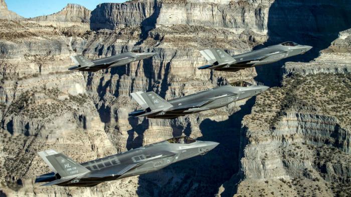 La compra de S-400 por Turquía podría haber arruinado las posibilidades de los países del Golfo de obtener cazas F-35