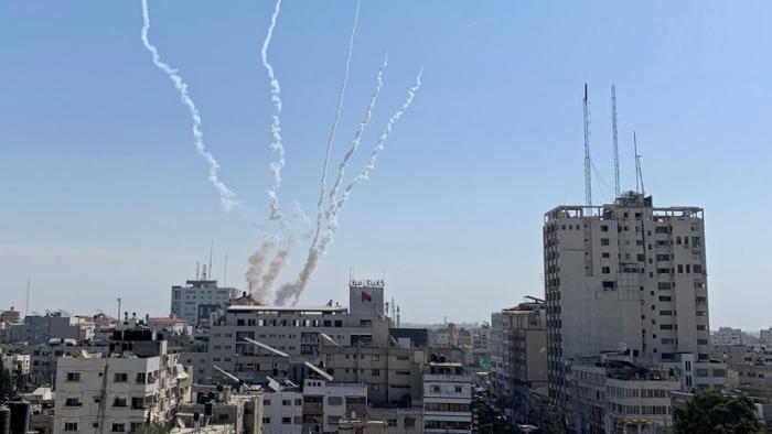 Lanzan varios cohetes desde Gaza contra territorio israelí