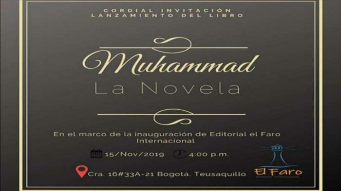 """Lanzan en Colombia la novela """"Muhammad"""", el profeta del Islam"""