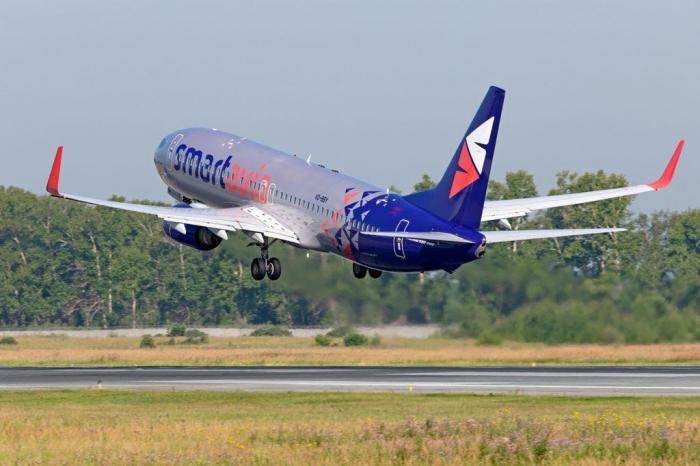 Aerolínea de Rusia abre el vuelo de San Petersburgo a Bakú
