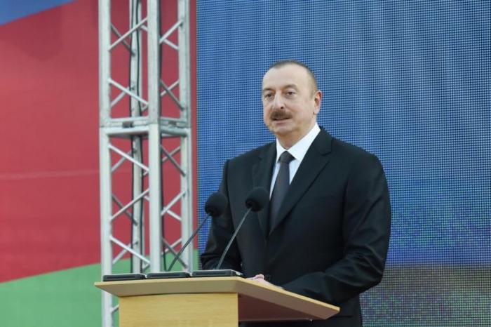Presidente de Azerbaiyán: La diversidad religiosa y étnica es nuestra mayor riqueza