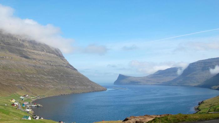 Faroe Islands to