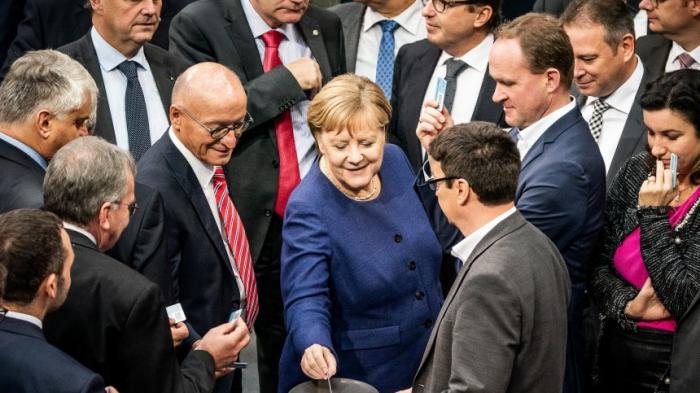 Bundestag beschließt Soli nur noch für die Reichen