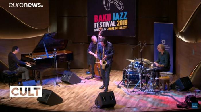 Euronews: le Festival de jazz de Bakou 2019 invite à fusionner les cultures- VIDEO