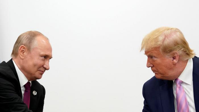 """Putin  : La visita de Trump a Rusia por el Día de la Victoria """"sería un paso correcto"""", incluso durante su campaña"""