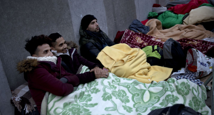 Belgien steht vor Platzmangel in Asylunterkünften