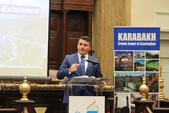 Karabachische Realitäten inLos Angeles zur Kenntnis gebracht -  FOTOS