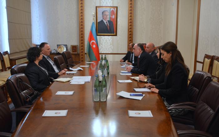 Israelischer Botschafter beendet seine diplomatische Tätigkeit in Aserbaidschan