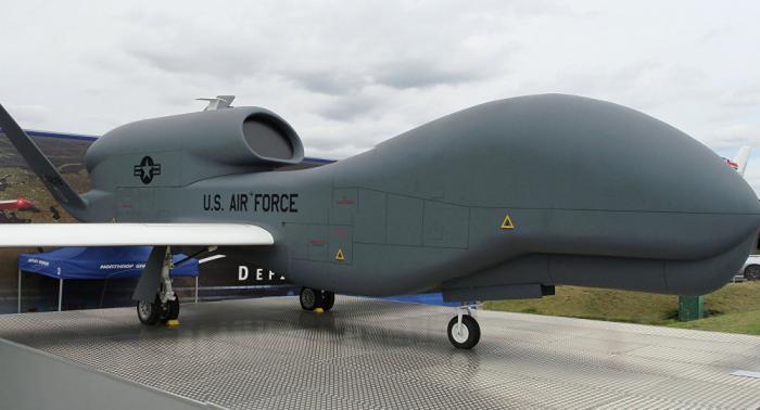 """Nato kauft fünf """"Global Hawk""""-Aufklärungsdrohnen"""