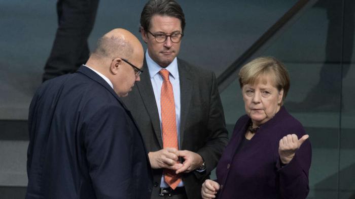 Bundestag beschließt Klima-Paket