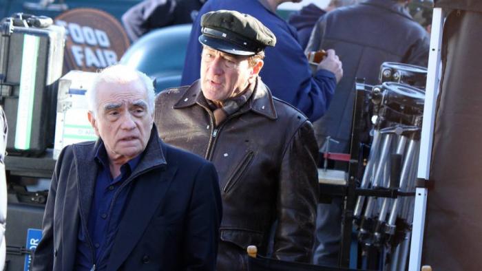 'El irlandés', de Scorsese, la película más esperada del año, se verá solo en 45 cines
