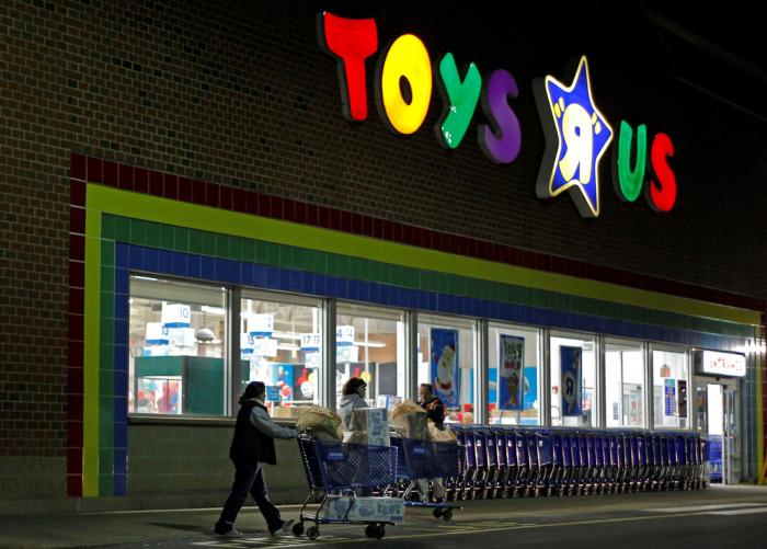"""Toys """"R"""" Us confía en salir de pérdidas este año tras su reinvención"""