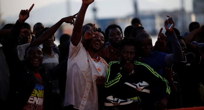Más de 20.000 migrantes llegan este año a España por el Mediterráneo