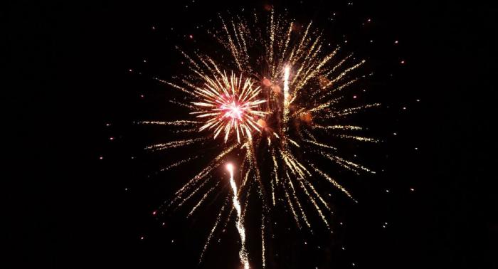 ¡Felices 500! Fuegos artificiales iluminan el cielo de La Habana