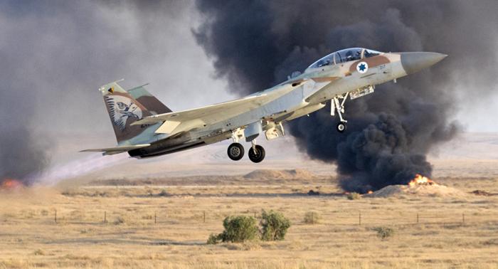 Israel bombardea blancos de Hamás en Gaza