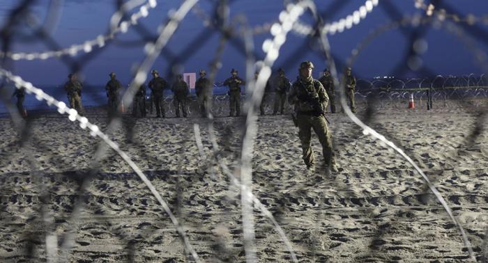 US-Grenzsoldat in Arizona schießt auf russischen Staatsbürger