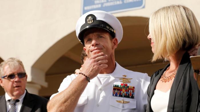 Trump begnadigt Militärs und widerruft Degradierung von Elite-Soldat