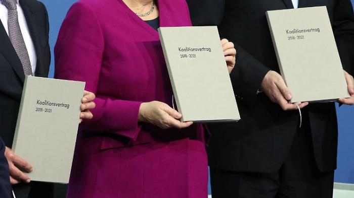 Ziemiak will keine Neuverhandlung mit SPD