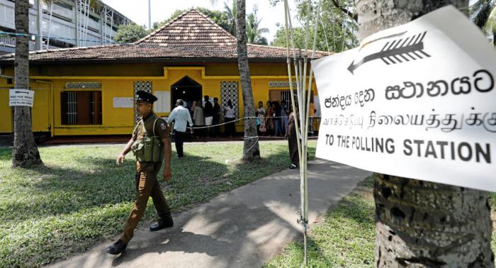 Atacan buses con electores musulmanes el día de las presidenciales en Sri Lanka