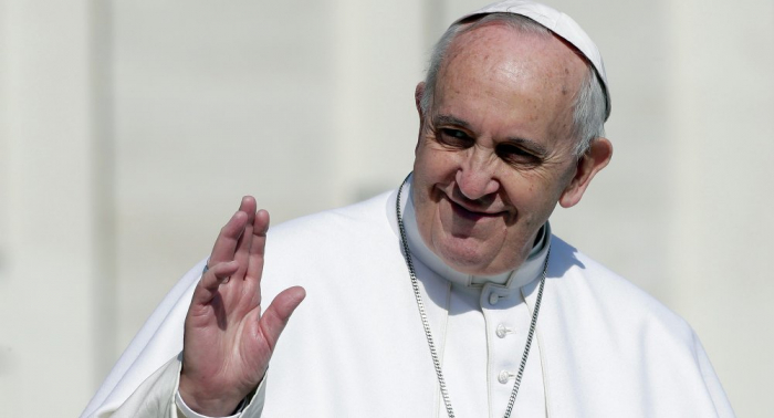 Papa Francisco bendice a la ciudad de La Habana por sus cinco siglos