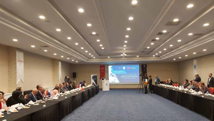 Se presentó el proyecto del complejo conmemorativo y del parque al genocidio de Joyalí en Ankara