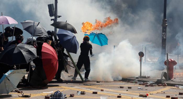 Cierran las escuelas en Hong Kong por razones de seguridad