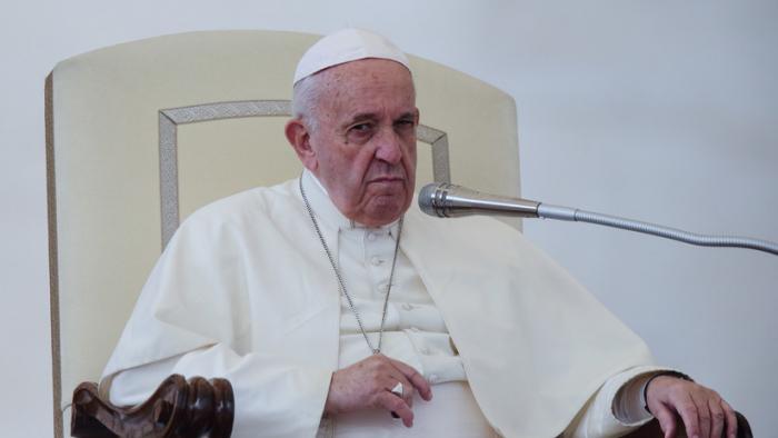 El papa Francisco planea introducir un nuevo pecado en el catecismo
