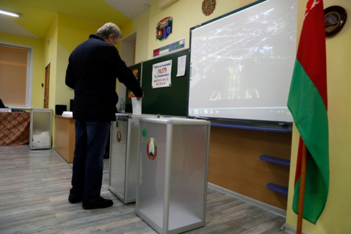 Belarus goes to the polls to elect new parliament