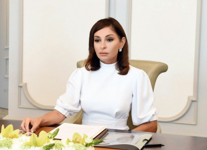 First VP Mehriban Aliyeva congratulates people of Azerbaijan on National Revival Day