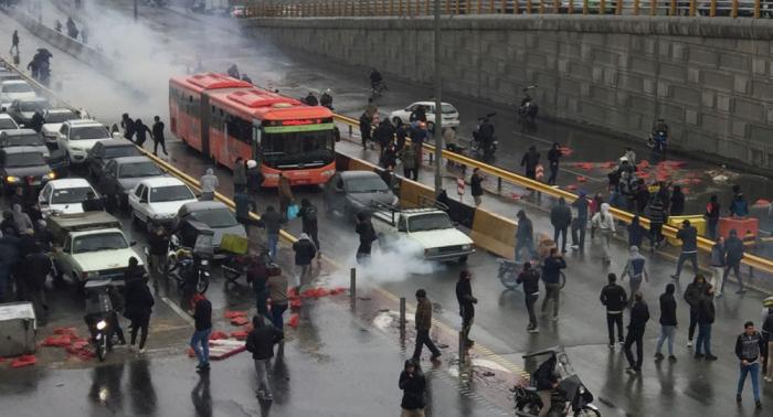 Proteste gegen Spritpreise: Rund 1000 Festnahmen im Iran