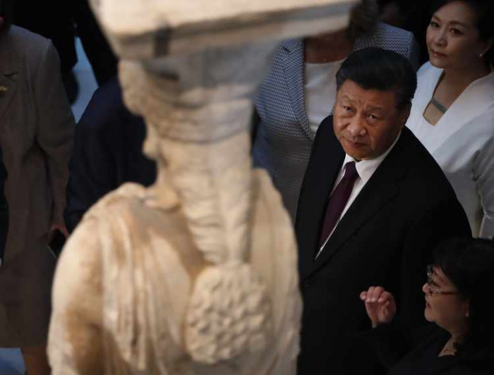 Europe is squeezed between a hungry China and surly US-  OPINION