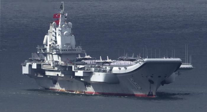 Erster chinesischer Flugzeugträger fährt durch Taiwanstraße – Taiwans Verteidigungsministerium