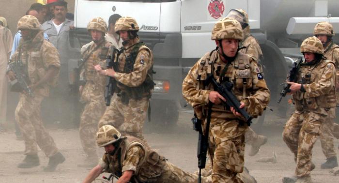 Britische Armee vertuscht offenbar Kriegsverbrechen ihrer Militärs in Afghanistan und Irak