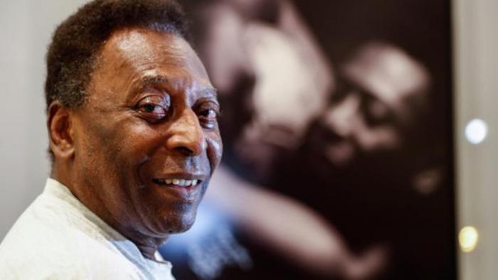Descubren fotos inéditas del día que Pelé marcó ocho goles en un partido