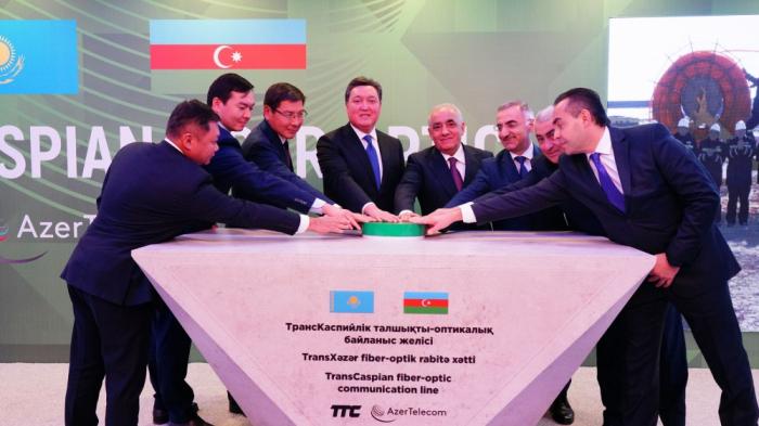 Azərbaycan və Qazaxıstan Baş nazirləri görüşdü - FOTO