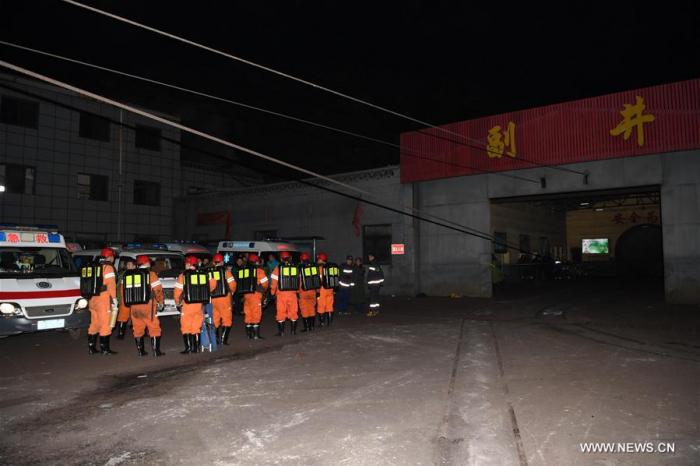 15 killed in north China coal mine blast