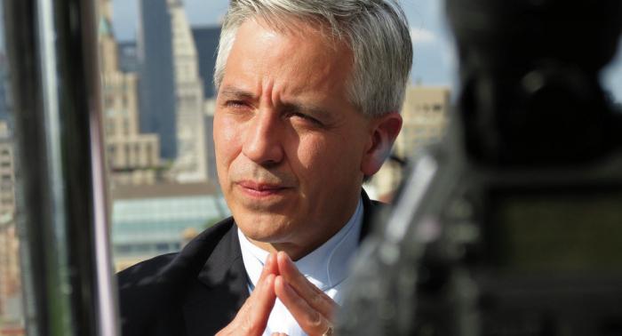 """Álvaro García Linera se define como """"vicepresidente en el exilio"""" de Bolivia"""