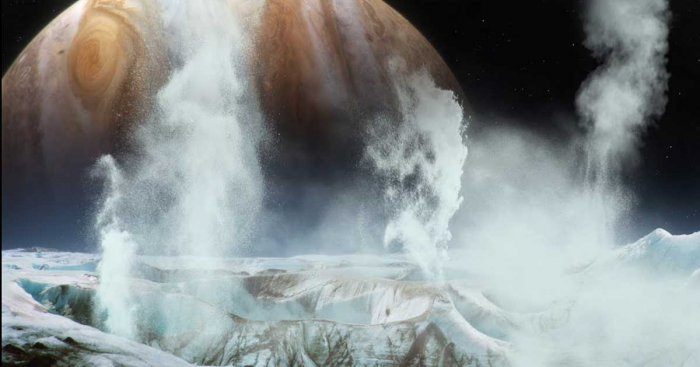 Water vapor detected on Europa, Jupiter