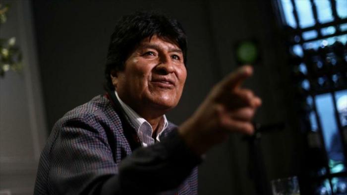 Morales: Mesa y Áñez temen que yo vuelva para pacificar el país