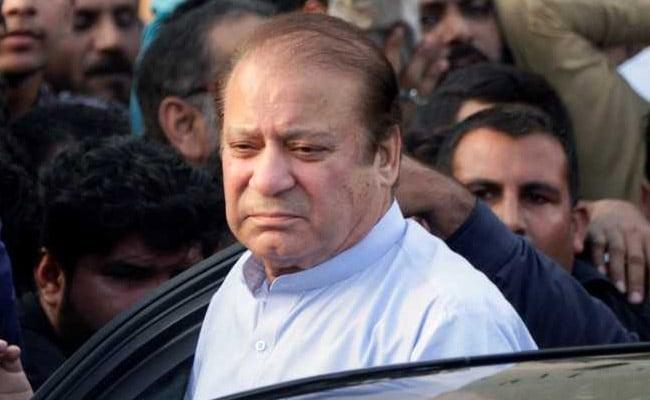 El ex primer ministro de Pakistán Nawaz Sharif, trasladado a Londres en un avión medicalizado
