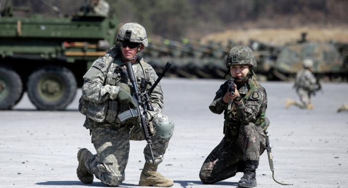 Pyongyang insta a Washington que renuncie a los ejercicios militares con Seúl